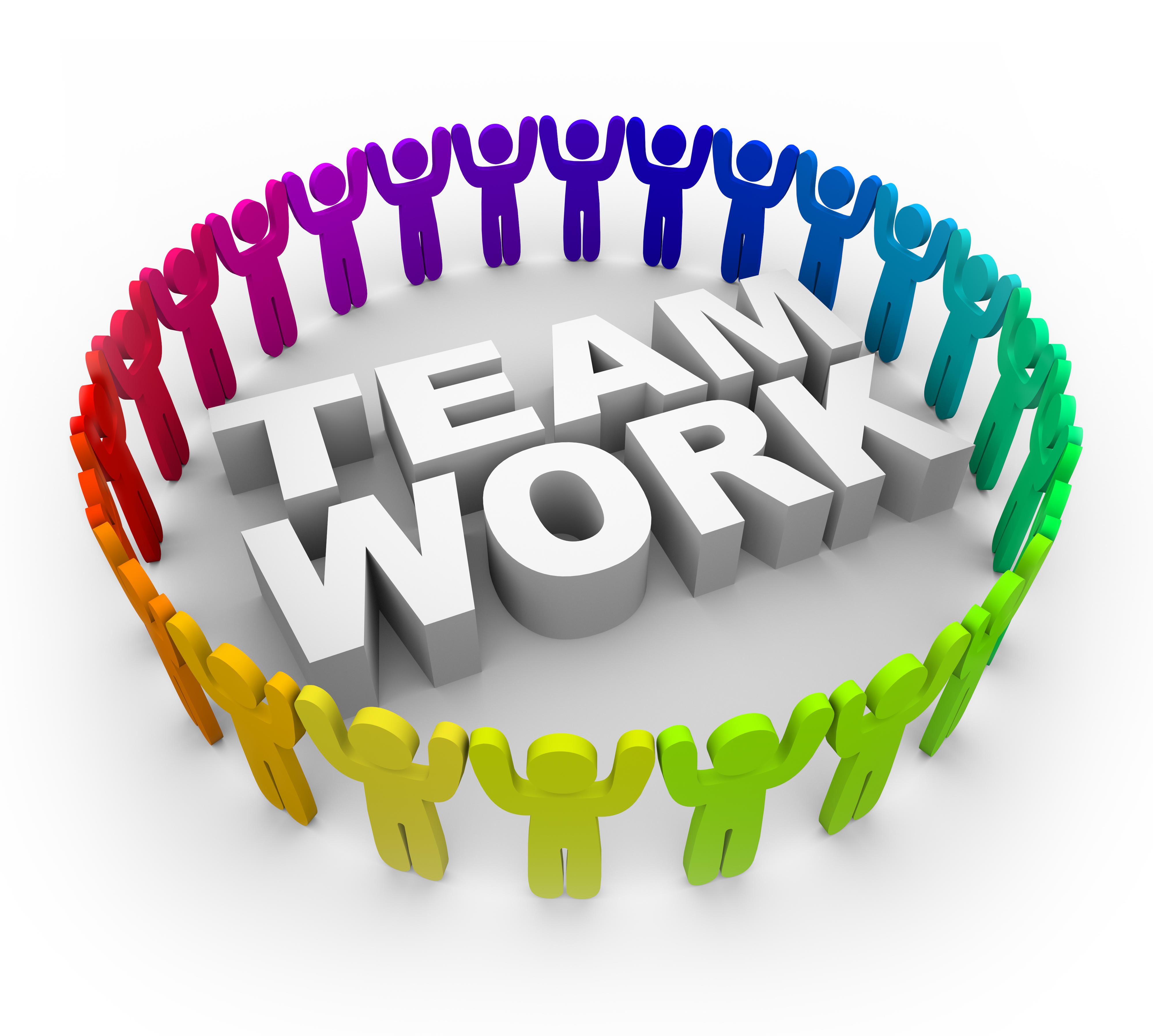 Figurine clipart teamwork Download Clip quotesgram Free Art