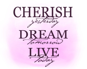 Inspirational clipart word Quote Dream clipart fairy Live