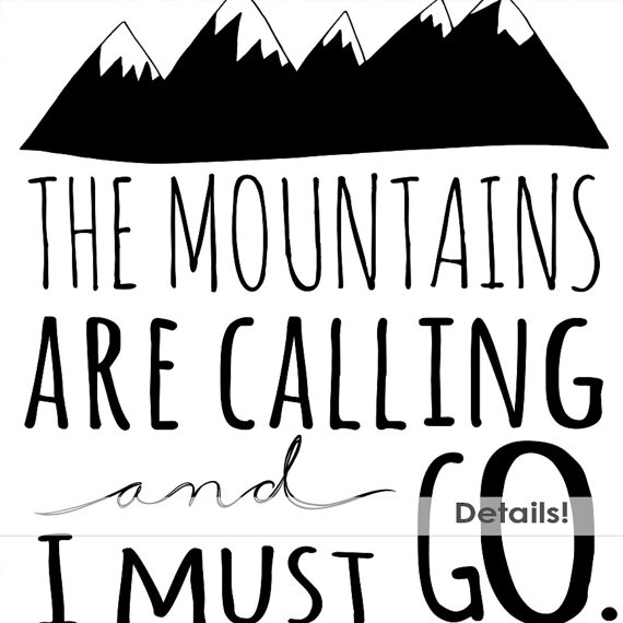 Inspirational clipart word This Mountain item? Quote Inspirational