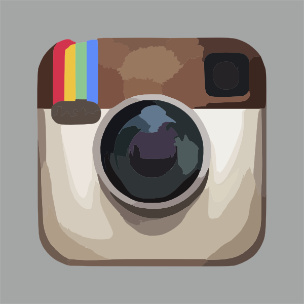 Instagramm clipart  Art this Logo at