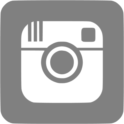 Whit clipart instagram Icon instagram 3 Gray Gray