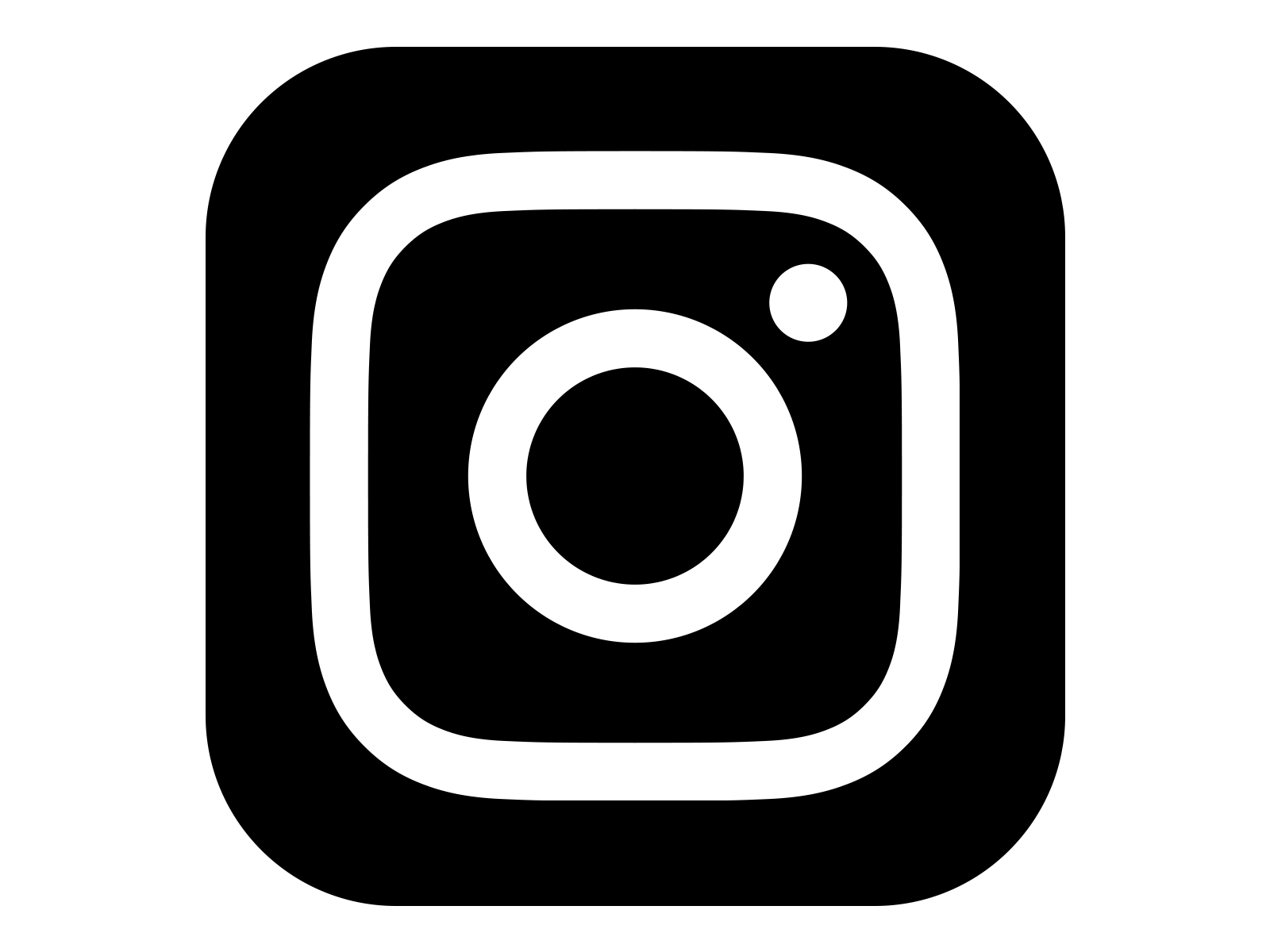 Whit clipart instagram Freebie Icon Logo Black Instagram