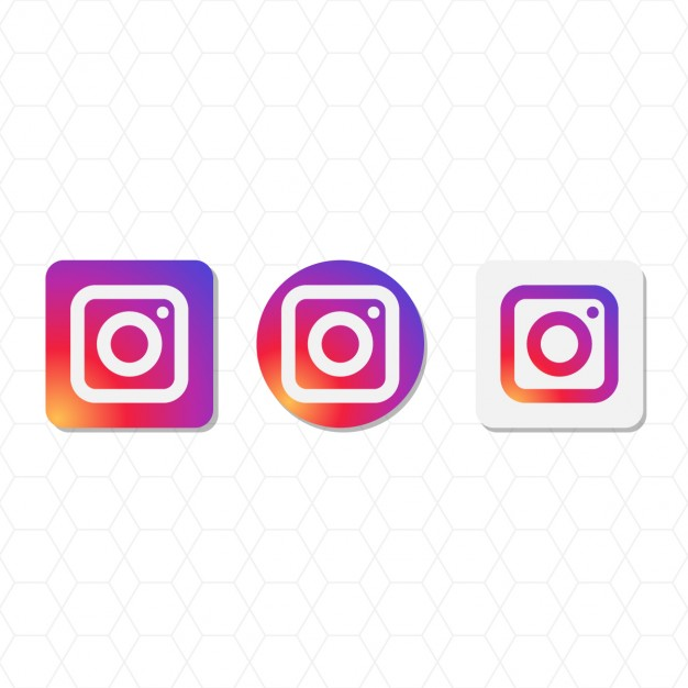 Drawn symbol instagram Instagram collection and clipart logo
