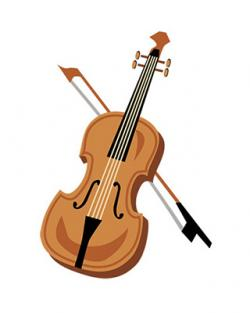 Instrument clipart Musical Art Violin Instrument Clip