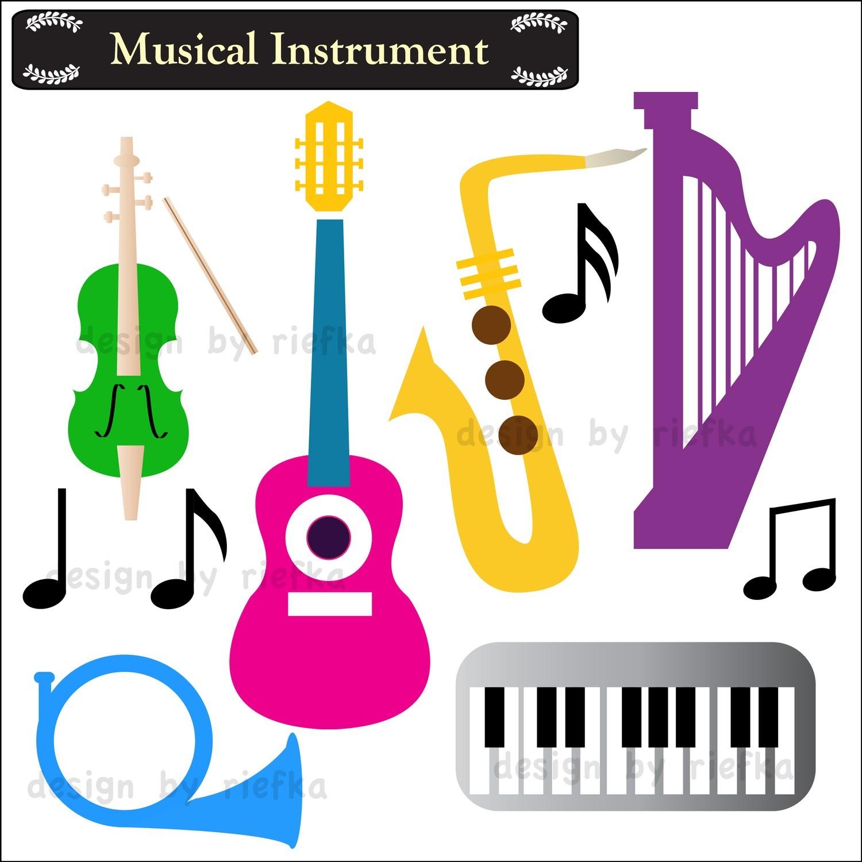 Clip Art Musical Music Panda