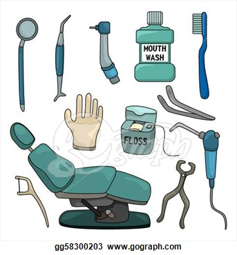 Toothbrush clipart dental care #3
