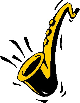 Musical clipart blues instrument #7