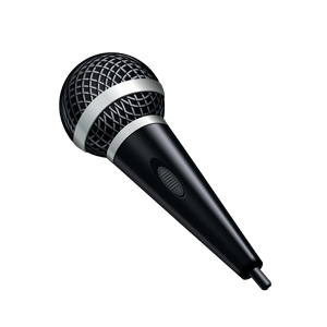 Audio clipart mike Clipart Microphone clipart Panda png