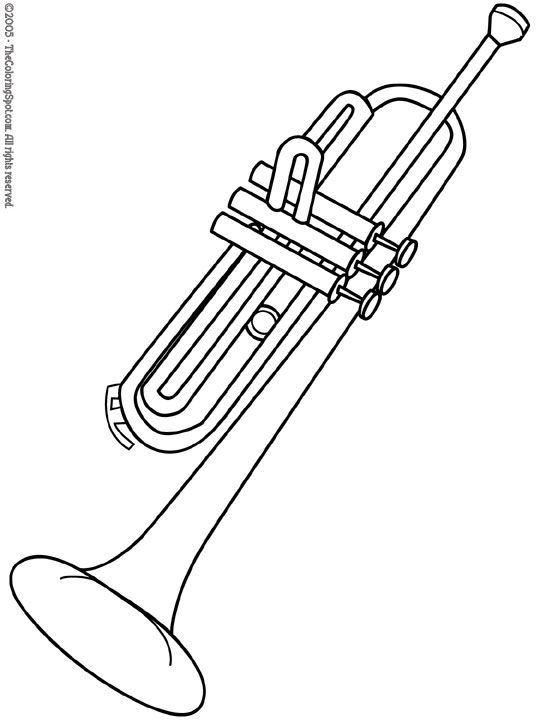 Brass clipart free music Images from Instruments best &