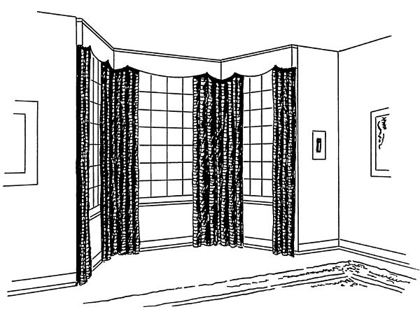 Interior clipart Window Art Page Bay Interior