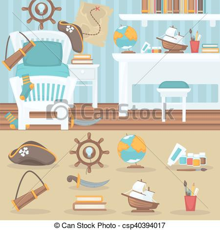 Interior Designs clipart prize giving Boy Child interior bedroom interior