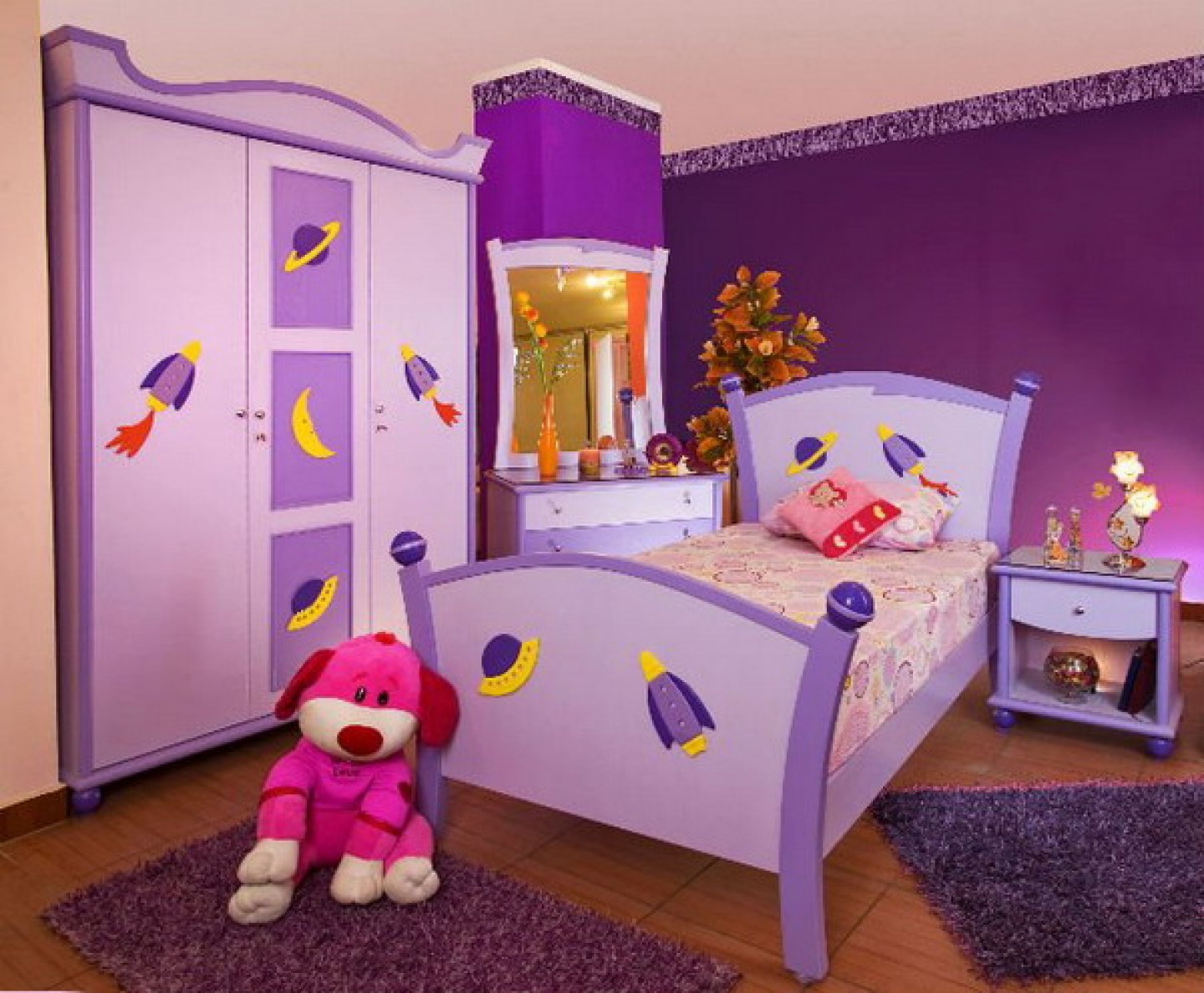 Interior Designs clipart childrens bedroom Ceiling Teen Decor Kids Simple