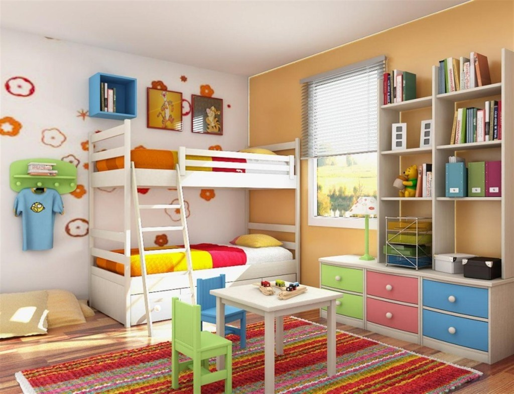 Interior Designs clipart childrens bedroom Furniture interior  design with