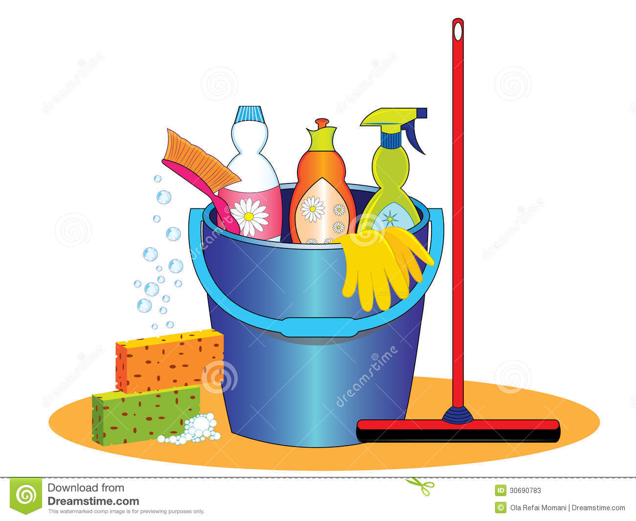 Interior Designs clipart cleaning chemical Art First Supplies clipart Then