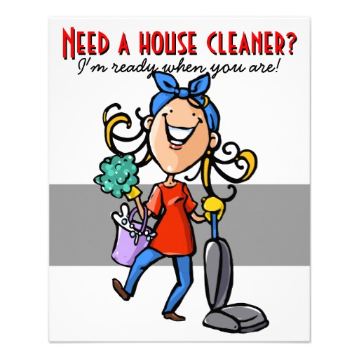 Interior Designs clipart cleaning supply Custom Cleaning Flyers Art cleaning