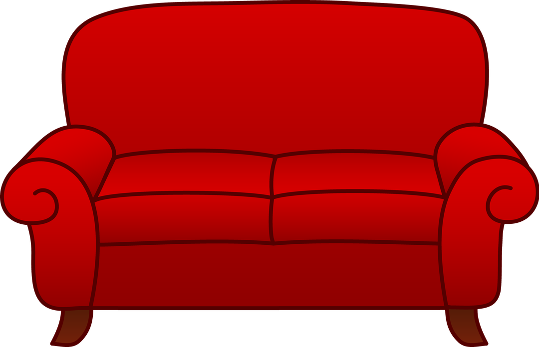Interior Designs clipart couch Design Art Sofa Large interior