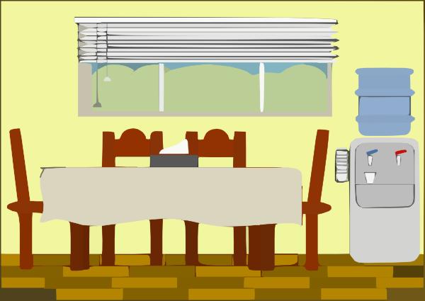 Interior Designs clipart dining room Com image this clip