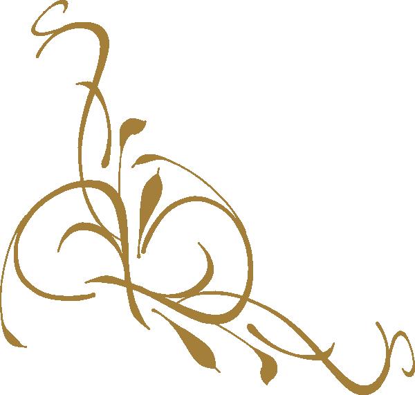 Curl clipart swirl accent Gold bD2IfF (600×571 designs elegant