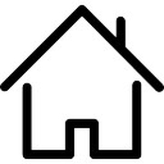 House clipart hous Free House outline files Vectors