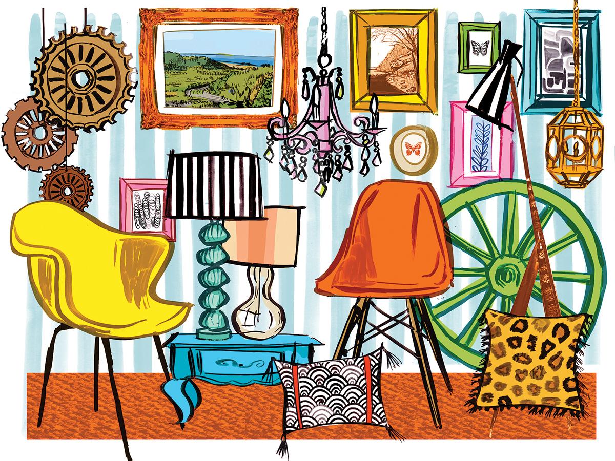 Interior Designs clipart magazine cover Best interior  you Baltimore's