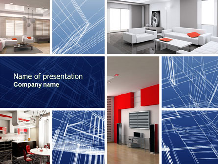 Interior Designs clipart powerpoint presentation Presentations Furniture PoweredTemplate Backgrounds com