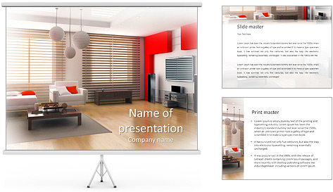 Interior Designs clipart powerpoint presentation Design ID & Template Backgrounds
