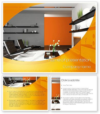 Interior Designs clipart powerpoint slide Is for presentations ready Home