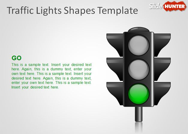 Traffic Light clipart powerpoint PowerPoint Templates PowerPoint Free Free