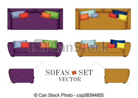 Interior Designs clipart sofa set For Your Design Furniture Interior