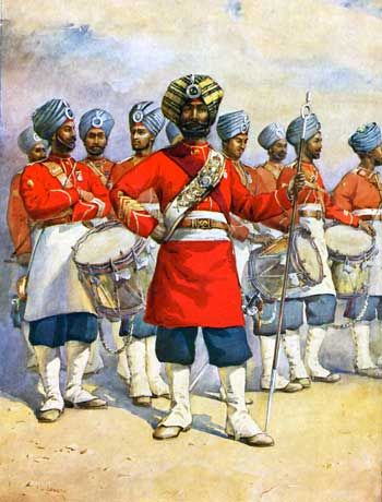 Invasion clipart indian army More Indian Pin images Find