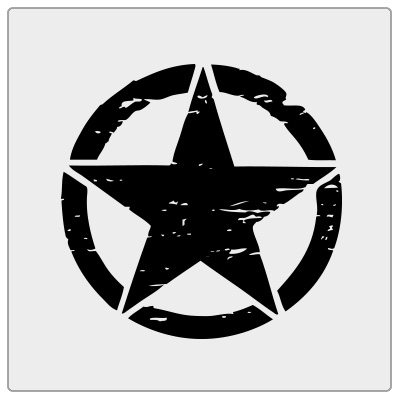 Invasion clipart military T Military Invasion Decal Military