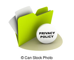 Invasion clipart privacy Of illustration 54 folder button