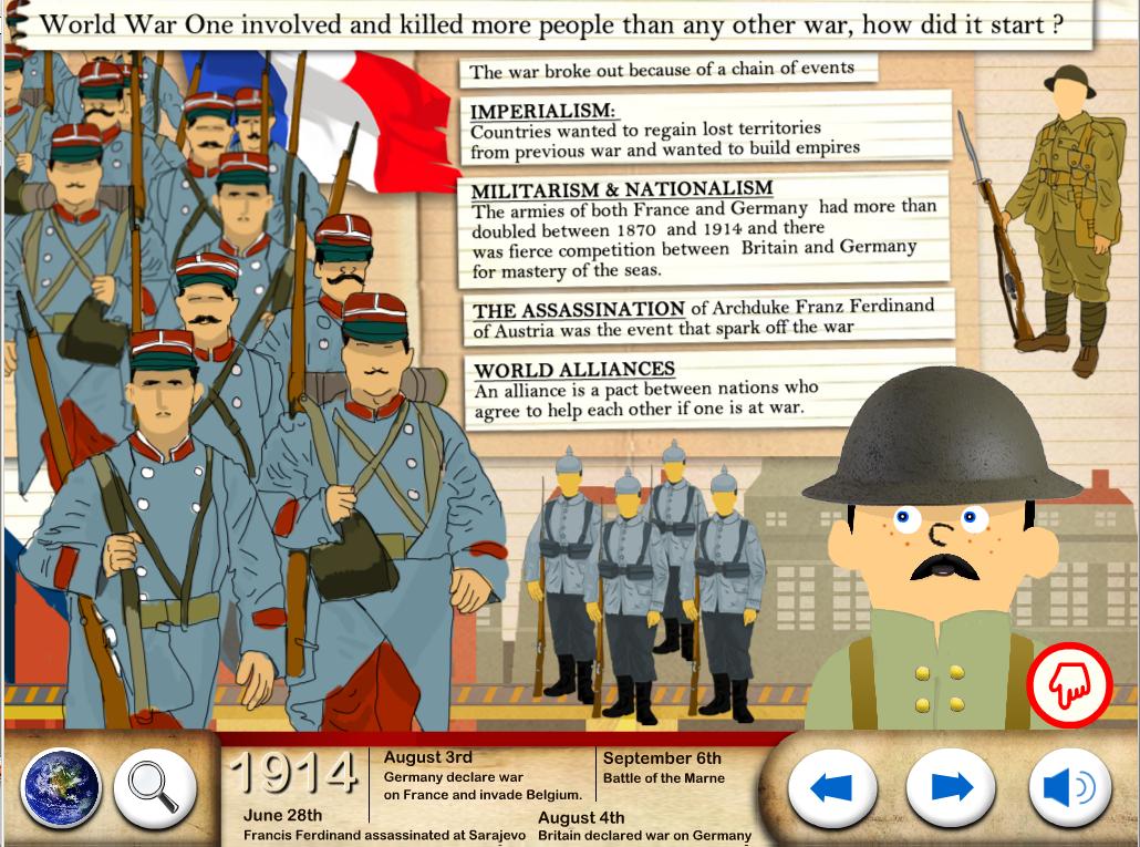 Invasion clipart world war 1 #13