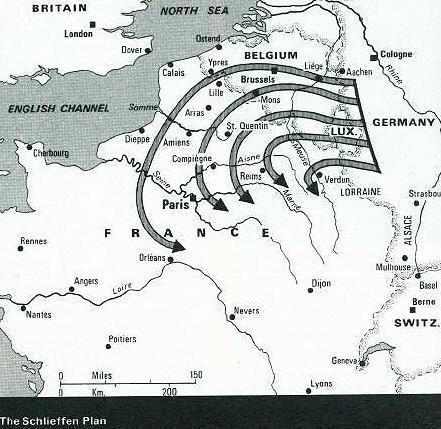 Invasion clipart world war 1 #10