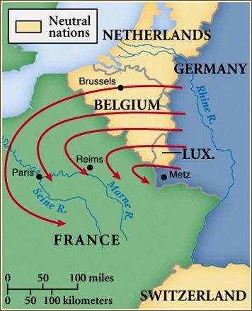 Invasion clipart world war 1 #8