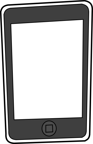 Iphone clipart iphone screen Clipart Panda Free 5 Clipart
