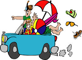 Road clipart family road trip #1