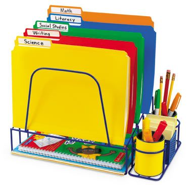Desk clipart classroom teaching Auf binders past the plus