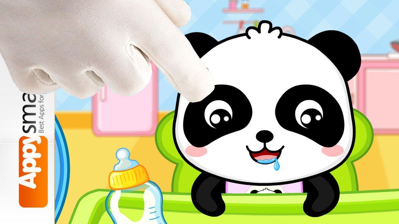 Iphone clipart ipad kid Panda Babybus video game Baby