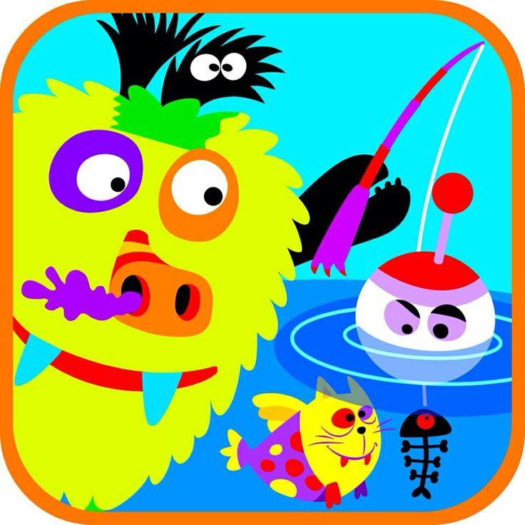 Iphone clipart ipad kid EW about FUNtastic Ebooks&kids' #MonstersMixer