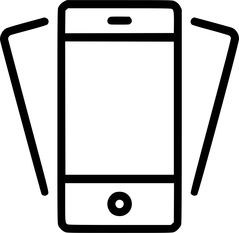 Iphone clipart mobile device Smartphone Free png Svg Png