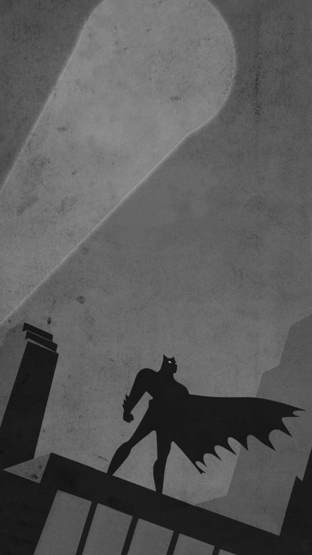 Iphone clipart silhouette Batman AND Art Movie iphone