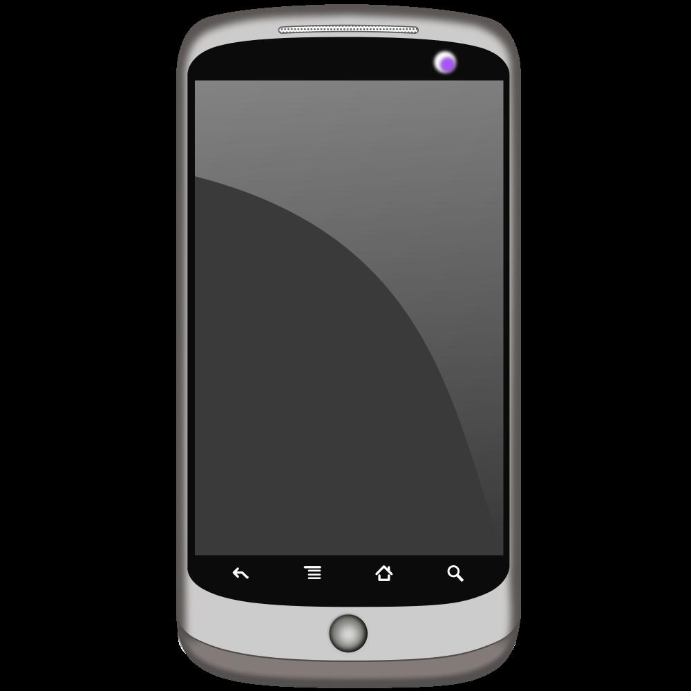 Phone clipart mbile #2