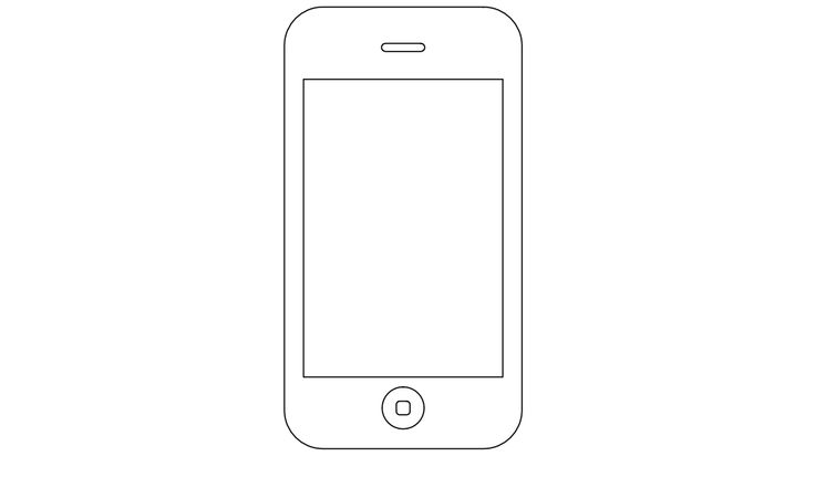 Iphone clipart svg Best  Codepens Animated iPhone
