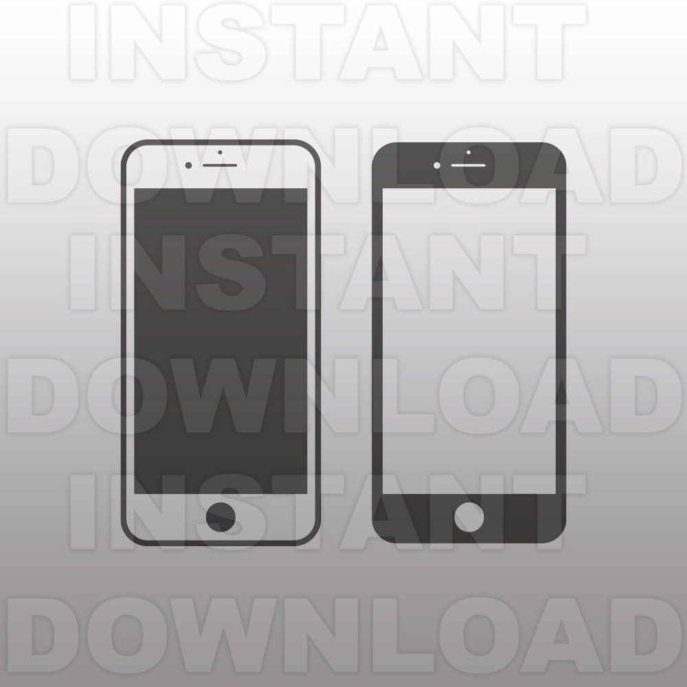 Iphone clipart svg IPhone file This Apple for