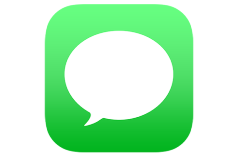 Iphone clipart text message How iPhone text off on