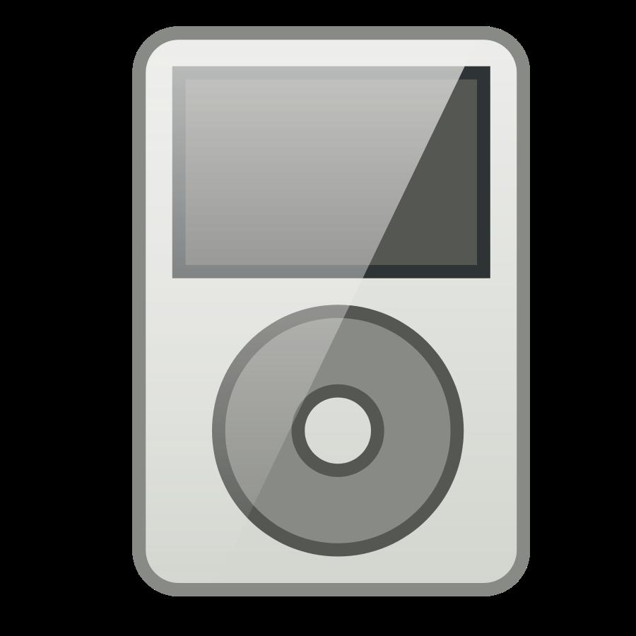 Ipod clipart  Clipart Ipod Apple