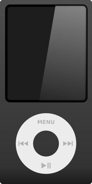 Ipod clipart Online art Apple Download Clker