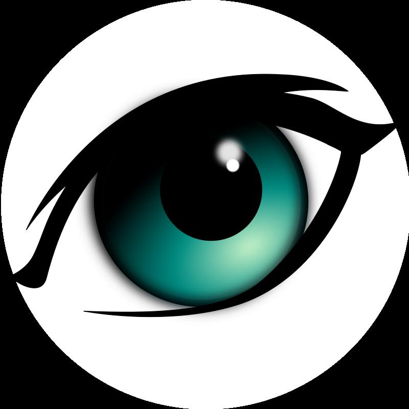 Eyeball clipart purple Clipart Panda Clipart Eyes Cartoon