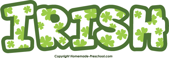 Irish clipart Free Irish Image Click Save